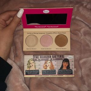 The Manizer Sisters highlighters